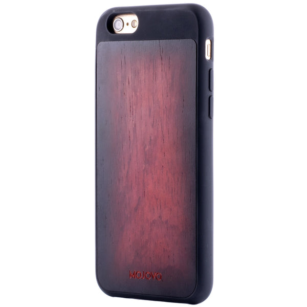 Mojovo Antique Rosewood Back Case - Apple iPhone 6/6s - Snakehive