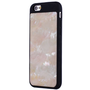 "Mojovo Iridescent Pearl Back Case €"" Apple iPhone 6 (Black Case) - Snakehive"