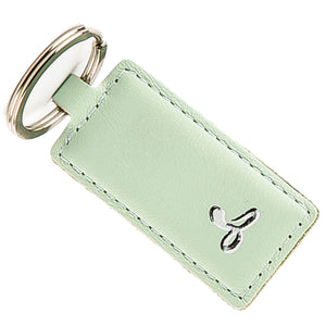 Pastel Mint Green Key Ring - Snakehive
