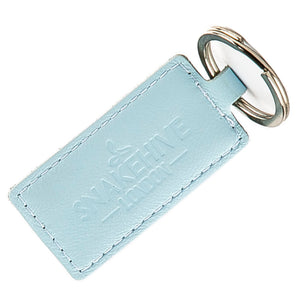 Pastel Sky Blue Key Ring - Snakehive