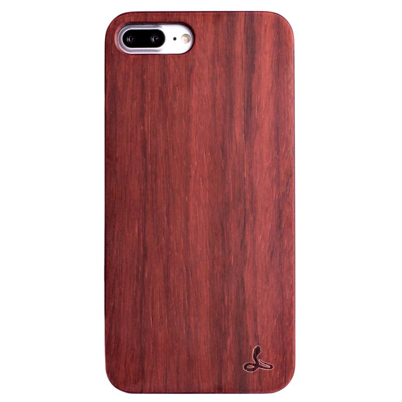 Wilderness Wood Back Case - Apple iPhone 7 Plus