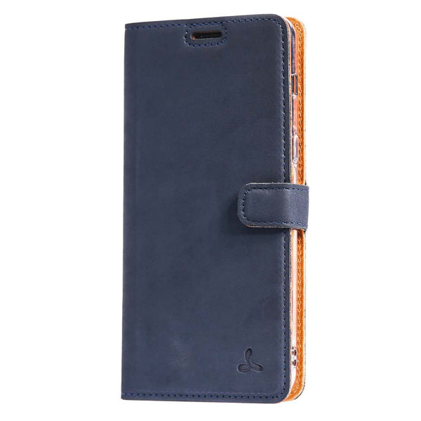 Vintage Leather Wallet - Samsung Galaxy A8 Plus (2018)