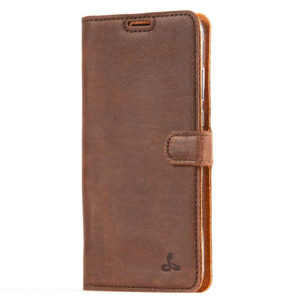 Vintage Leather Wallet - Huawei P30 Lite
