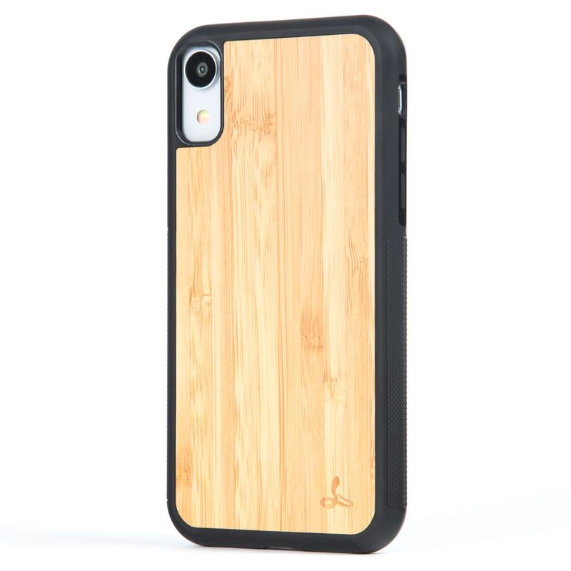 Wilderness Wood Back Case - Apple iPhone XR