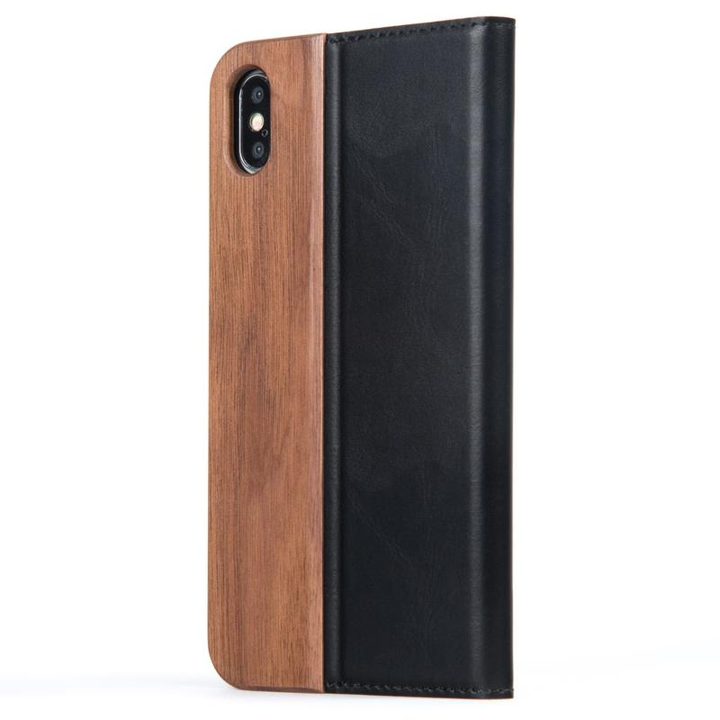 Wilderness Wood Wallet - Apple iPhone XS Max