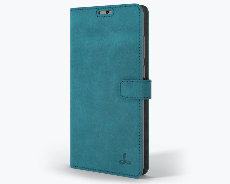 Vintage Leather Wallet - Samsung Galaxy S20 Plus