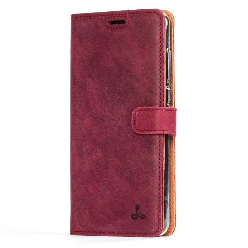 Vintage Leather Wallet - Huawei P20 Pro