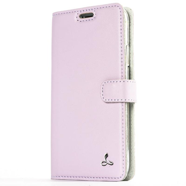 Pastel Leather Wallet - Apple iPhone XS Max