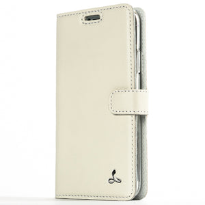 Porcelain Pastel Leather Case - Apple iPhone X - Snakehive