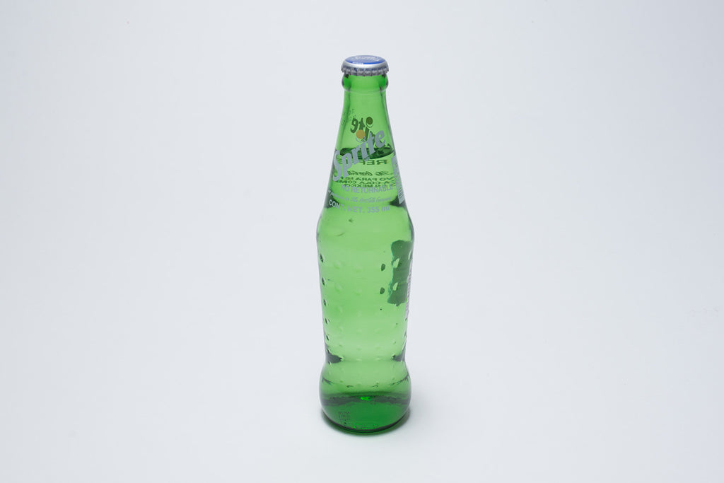 Imported Glass bottle Sprite