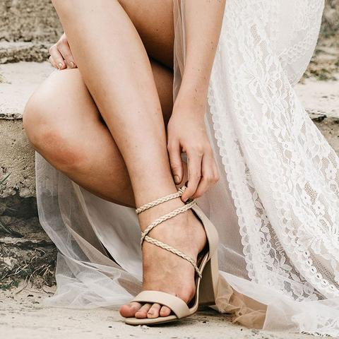 Dress and Shoe Options For Your Bridesmaids