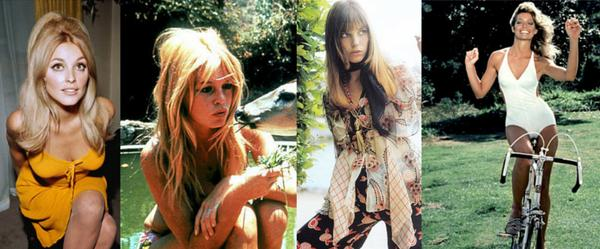 1970S BEACH BABE ICONS & HOW TO CHANNEL THEIR STYLE!