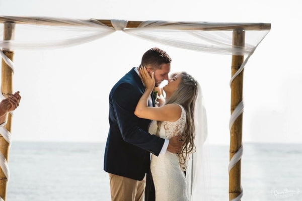 5 TIPS FOR PLANNING YOUR DREAM BEACH WEDDING