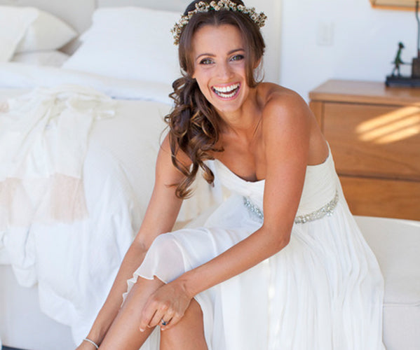 Melissa Ambrosini's Love Fest Wedding
