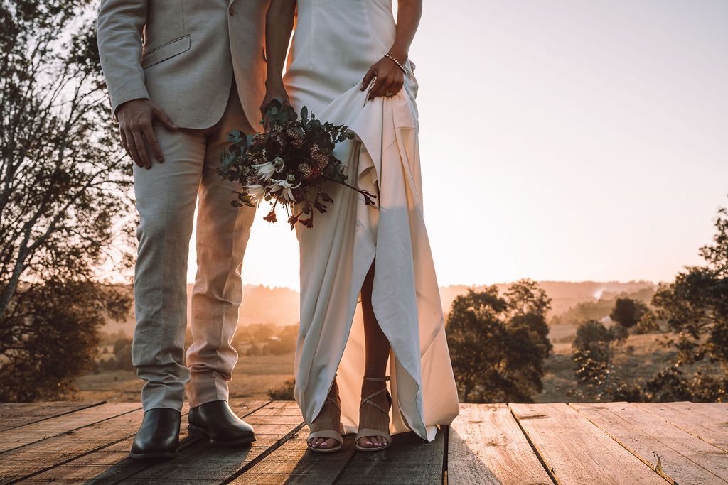 Lennox Head wedding