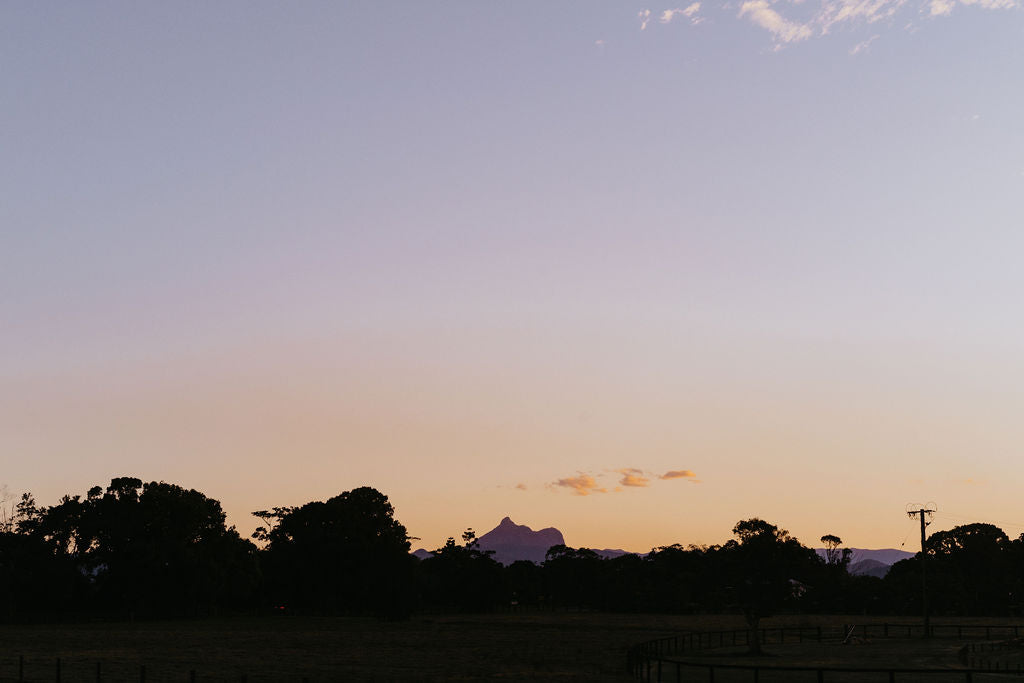 Mount Warning Byron bay