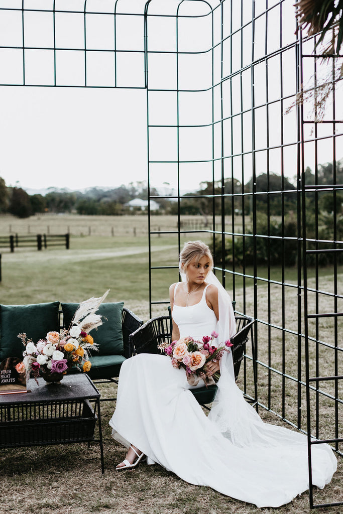 Byron Bay wedding styling 2021