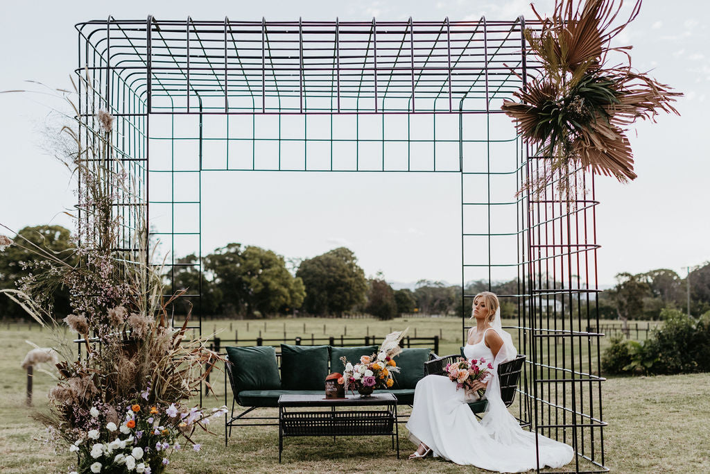Byron Bay wedding furniture hire