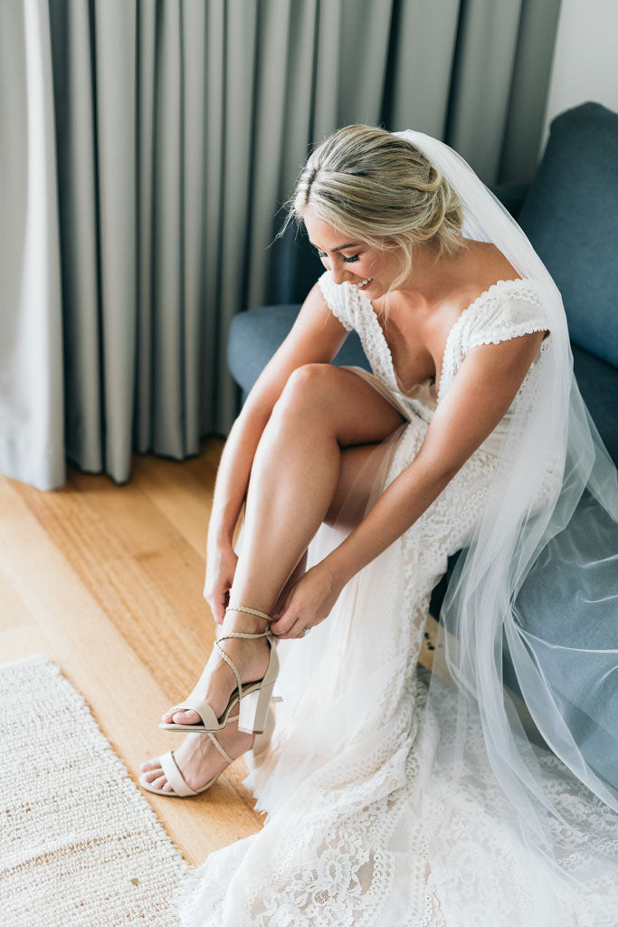 Forever Soles Real Bride