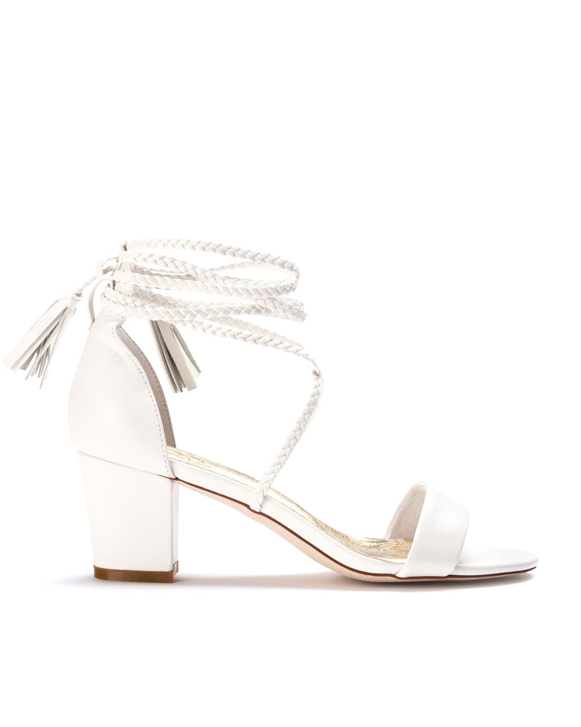 Daydreamer ivory wedding shoes