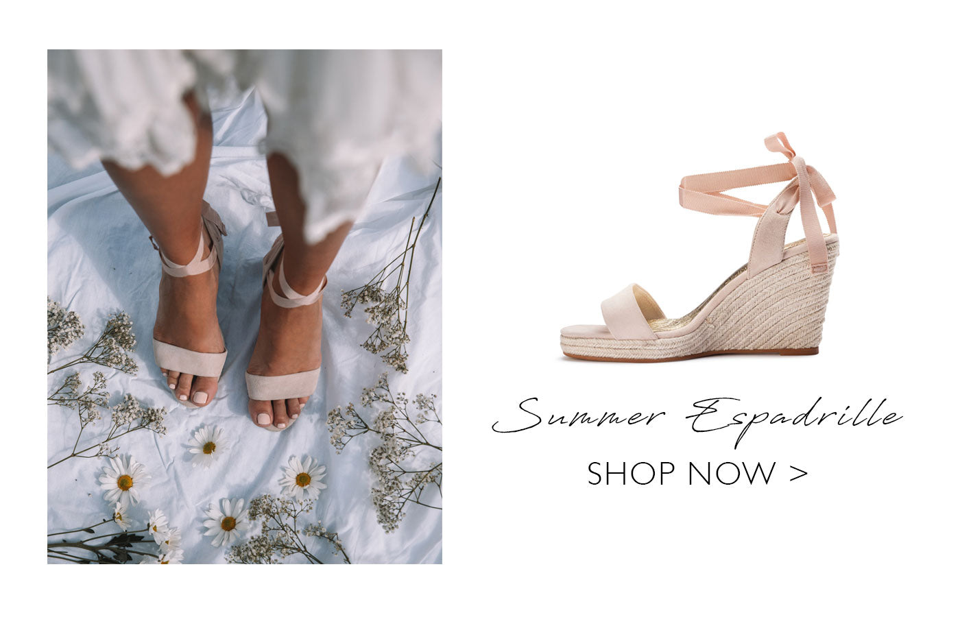 Forever Soles - Escape Collection - Summer Espadrille
