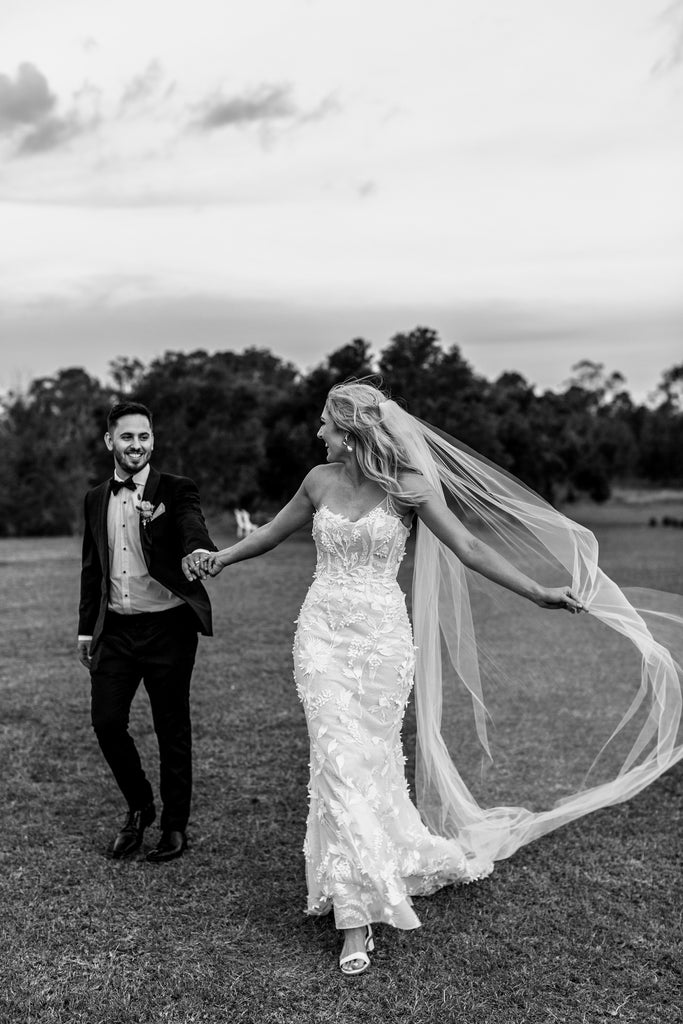 Forever Soles Real Wedding