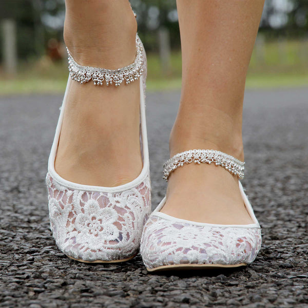 Bridal Shoes Wide Feet: Most Popular Patterns For Ladies In Footwear Category