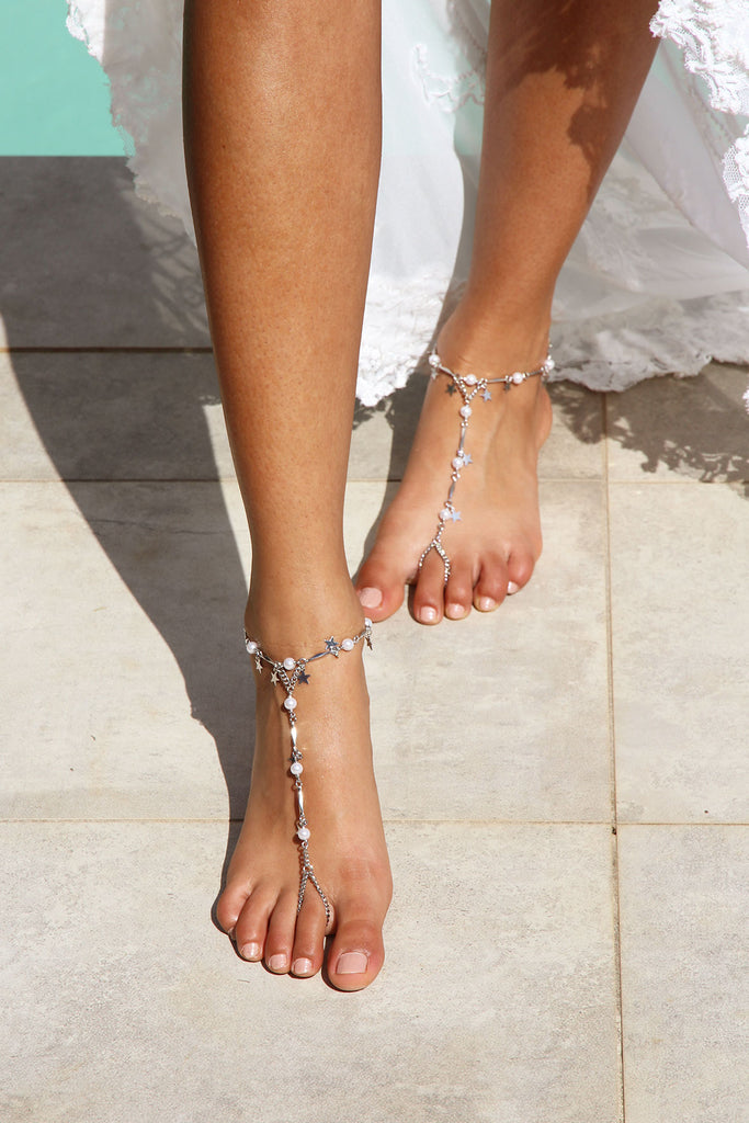 WISHING STAR BAREFOOT SANDALS