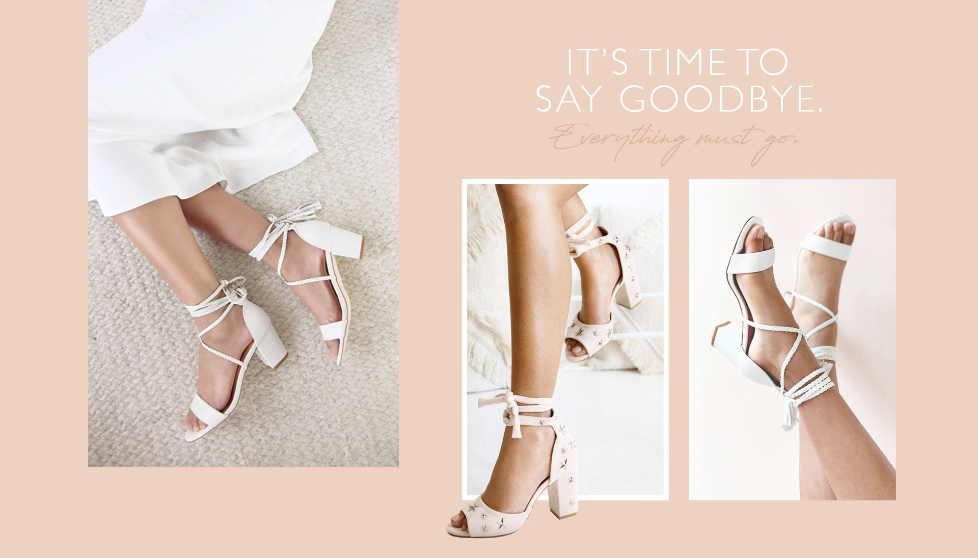 Forever Soles Wedding Shoes