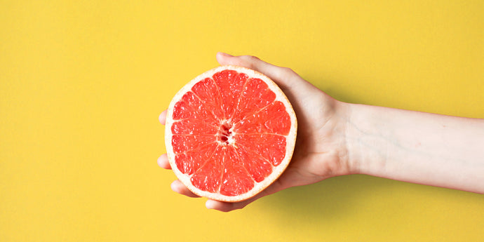 4 Reasons Why Grapefruit is Our New Beauty FAVE!
