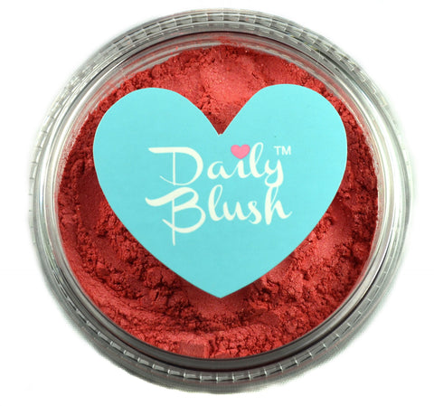 Pretty Guardian Coral Powder Blush (Loose)