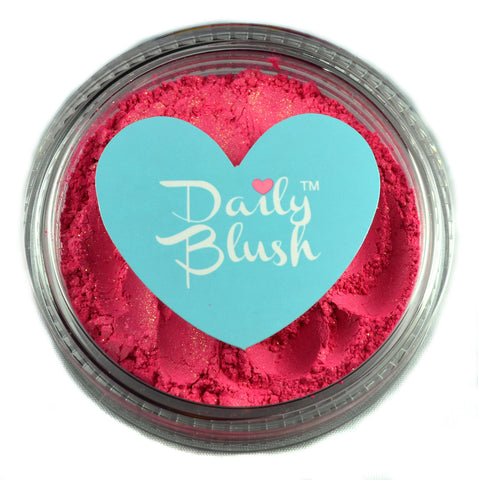 Pretty Guardian Pink Powder Blush (Loose)