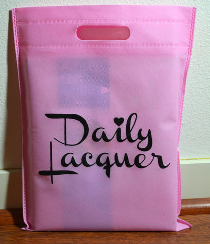 Daily Lacquer Pink Tote