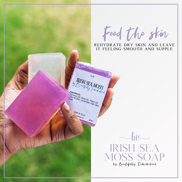 SEA MOSS BODY& BEAUTY BAR