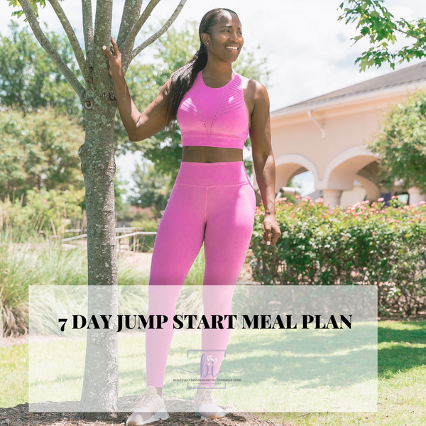 7 Day Jump Start Meal Plan: FREE DOWNLOAD