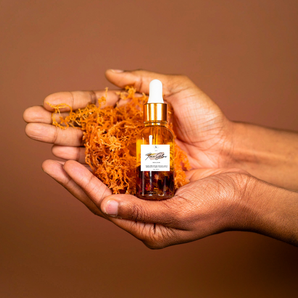 IRIE GLOW SEA MOSS FACIAL SERUM