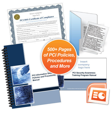 hospitality pci policy packet compliance toolkit starter edition