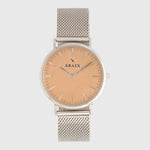 Yadira | Rose Gold | Mesh