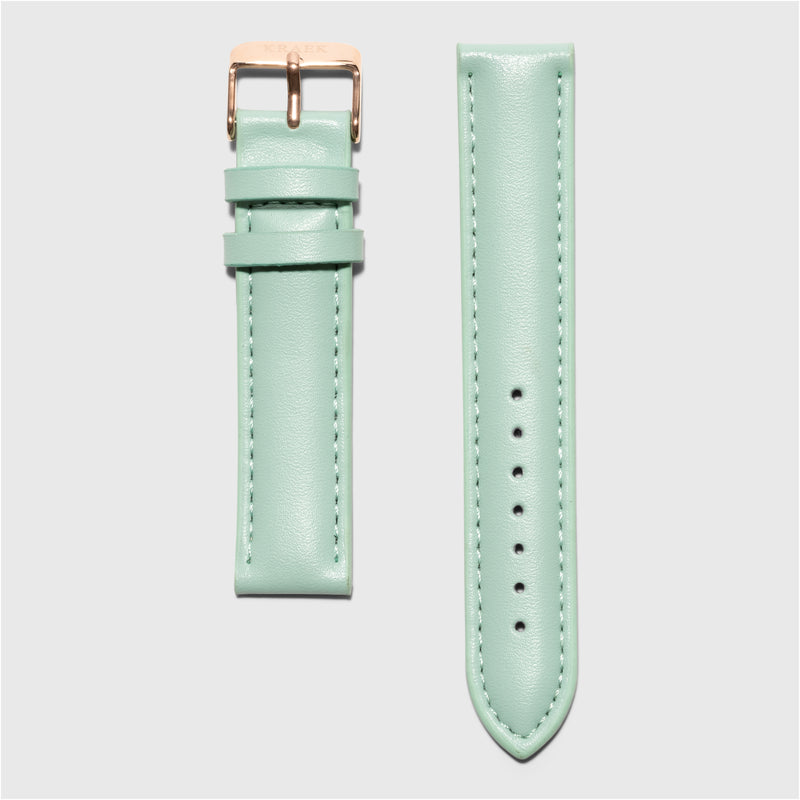 Jullietta | Rose Gold | Green