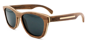 Leven // Walnut Wood // Polarized - SOL Stoked On Life  - 1