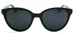 Hayden // Black Acetate & Wood // Polarized - SOL Stoked On Life  - 1