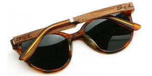 Hayden // Silk Acetate & Wood // Polarized - SOL Stoked On Life  - 3
