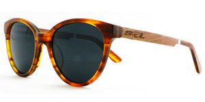 Hayden // Silk Acetate & Wood // Polarized - SOL Stoked On Life  - 2