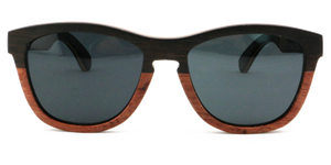 Leven // Ebony-Rosewood Two Tone // Polarized - SOL Stoked On Life  - 2