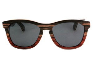 Leven // Ebony-Rosewood Two Tone // Polarized - SOL Stoked On Life  - 4