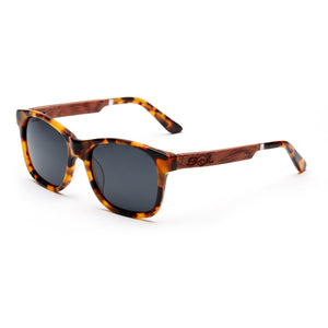 Magz // Tortoise Acetate & Wood // Polarized - SOL Stoked On Life  - 4