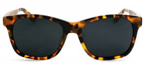 Magz // Tortoise Acetate & Wood // Polarized - SOL Stoked On Life  - 2