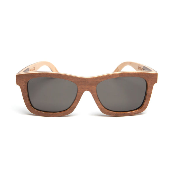 Superior // Recycled Skateboard Wood // Polarized - SOL Stoked On Life  - 1