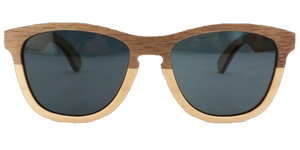 Leven // Walnut-Maple Two Tone // Polarized - SOL Stoked On Life  - 2
