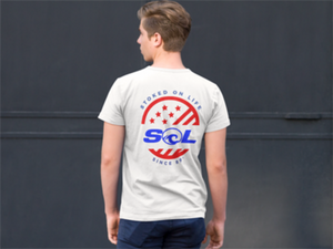 Live Free T-Shirt (MADE IN USA)